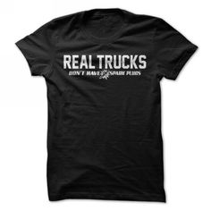 Real Trucks Don't Have Spark Plugs T-Shirts & Hoodies