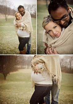 for all those months where a little sundress just won't work! sweet 'embrace the belly' shots!