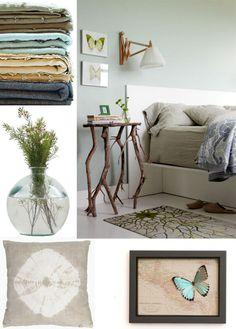 Rustic home charm via Lanalou