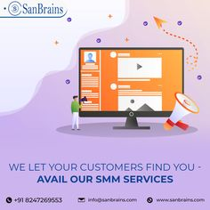 Sanbrains is recognized as the leading social media marketing company in Hyderabad. We are offering SMM services at affordable prices. Among award-winning social media marketing companies in Hyderabad, we specialize in both paid and organic social media management by providing a full suite of social media marketing services in Hyderabad. #smmservicesinhyderabad,#smmagencyinhyderabad Top Social Media, Social Media Channels, Social Media Content, Best Digital Marketing Company, Digital Marketing Services, Social Media Marketing Companies, Web Development Company, Target Audience, Hyderabad