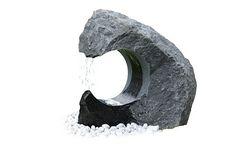 QUELLSTEIN BRUNNENSTEIN Image Mode, Symbols, Natural Stones, Water, Bathroom, Icons, Glyphs