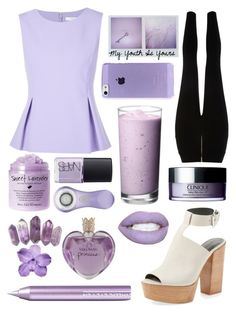 """""""❥ ;; My Youth Is Yours"""" by perfectly-impxrfect ❤ liked on Polyvore featuring Diane Von Furstenberg, River Island, Rebecca Minkoff, Clinique, NARS Cosmetics, Clarisonic, Vera Wang, Isadora and karinasfashionsets"""