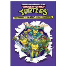 Amazon has the Teenage Mutant Ninja Turtles: Complete Collection marked down from $89.98 to $24.96 and it ships for free with your Prime Membership or any $25 purchase. That is 72% off the retail price! Cowabunga! Experience the Teenage Mutant Ninja Turtle saga in this totally tubular 23-disc set of the original animated series, featuring…