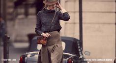 Fall Fashion via @Shopbop