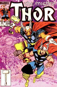 Thor #350 Marvel Comics