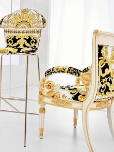 Versace Home Furniture Collection 2018 Salone . Casa Versace, Versace Mansion, Versace Home, Versace Versace, Versace Boots, Versace Scarf, Versace Sneakers, Versace Glasses, Luxury Houses