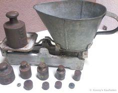 Antike küchenwaage ~ Antikes schnäppchen im angelbazar antike küchenwaage krups