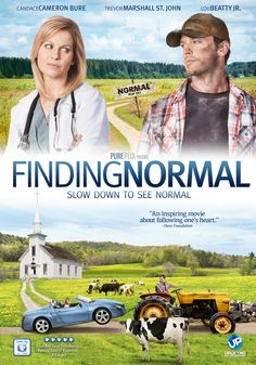 Finding Normal - Starring Candace Cameron Bure - Trevor St. John - Lou Beatty Jr. - Coming to DVD February 4th, 2014 - Pure Flix - Christian Movies