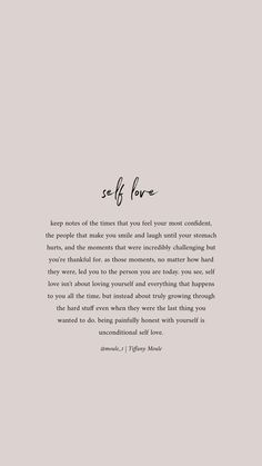 Self love is being painfully honest with yourself with no conditions or judgement ache food upset upset health upset remedies ache Self Love Quotes, Quotes To Live By, Me Quotes, Hard Life Quotes, Peace Quotes, The Words, Motivational Quotes For Women, Inspirational Quotes, Positive Affirmations