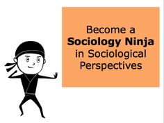 Become a Sociology Ninja in Explaining Crime and Gender: A-Level Sociology Sociology A Level, How To Become, How To Get, Teaching Resources, Ninja, Perspective, Crime, Gender, Knowledge