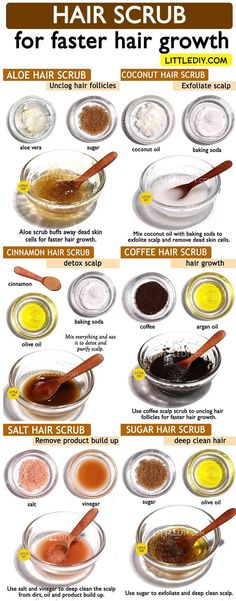 Health TOP DIY HAIR SCRUB for faster hair growth List of amazing hair scrubs you can make at home to detox, purify your scalp for faster hair growth - Coffee scrub Hair scrub for hair growth - Coffee helps to exfoliate your scalp and can enhance hai Coconut Oil Hair Spray, Coconut Hair, Exfoliate Scalp, Scalp Scrub, Exfoliating Body Scrub Diy, Dry Scalp, Diy Hair Scrub, Diy Scrub, Maquillage Yeux Cut Crease