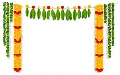 Find Indian Garland Flowers Leaves Religion Festive stock images in HD and millions of other royalty-free stock photos, illustrations and vectors in the Shutterstock collection. Thousands of new, high-quality pictures added every day. Banner Background Images, Invitation Background, Flower Invitation, Invitation Cards, Invite, Flower Rangoli, Flower Garlands, Flower Decorations, Wedding Banner Design