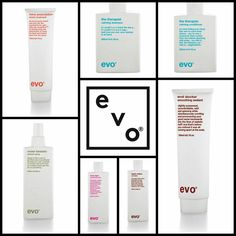 Evo creates innovative, salon-only products that are simple, luxurious and effective to use. Inside bottles of Evo that are bursting with personality, you'll find luxurious products that are sulphate, paraben, dea, tea and propylene glycol free. Anyone on your gift list looking for something different when it comes to hair care will love Evo.