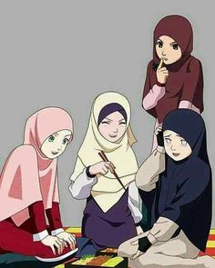 """kawaii"" for my Muslims followers i hope u like it and comment if u r Muslim:))"
