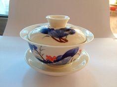 Chinese Ceramic Gaiwan Tea Cup with Lid and Saucer/150ml Gongfu Sado http://www.amazon.com/dp/B00KRC0AJW/ref=cm_sw_r_pi_dp_qakkub0N88XW8