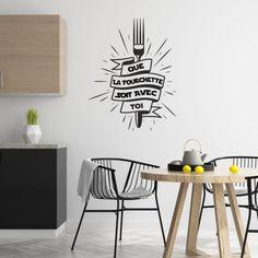 Murale amour va.. cuisine salle à manger manger DECO wandspruch mural