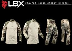 LBX Project Honor CCU Now Available