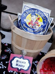 "Photo 1 of 23: Pirate / Birthday ""Pirate Party"" 
