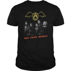 Aerosmith Get Your Wings Album T-Shirts, Hoodies, Sweatshirts, Tee Shirts (26$ ==► Shopping Now!)