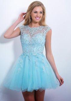 Vestidos cortos de fiesta para adolescentes | Alternativas de vestidos de fiesta | 101 Vestidos de Moda | 2014 - 2015