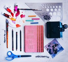 Express Your Inner Artist: 5 Different Mediums to Explore | Free People Blog #freepeople
