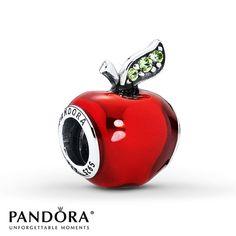PANDORA Charm Disney, Snow White's  Apple/St. Silver