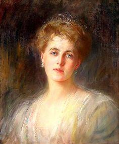 Friedrich August von Kaulbach - Crown Princess, late Queen, Marie of Romania nee Marie of Edinburgh History Page, Queen Mother, Ferdinand, Royalty, Photos, Princess, Gallery, Artwork, Beautiful