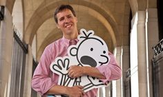 Jeff Kinney talks to Lisa O'Kelly about his phenomenally successful Diary of a Wimpy Kid series Wimpy Kid Series, 3rd Grade Books, Jeff Kinney, Author Studies, Book Characters, Drawing For Kids, Book Authors, Pictures To Draw, Funny Comics