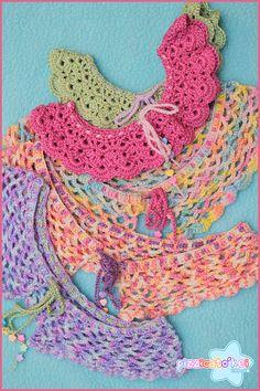 crochet collars   | Tumblr