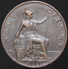 #Coins #Numismatics #KMCoins Old British Coins, English Coins, Rare Coins Worth Money, Coin Worth, Old Money, Coin Collecting, Gold Coins, Farmhouse Style, Nostalgia