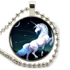 Find More Pendant Necklaces Information about Unicorn Glass Logo Women Choker Statement Necklace For Men Dress Accessories 082025,High Quality necklace robot,China necklace discount Suppliers, Cheap necklace canada from DreamFire Store on Aliexpress.com