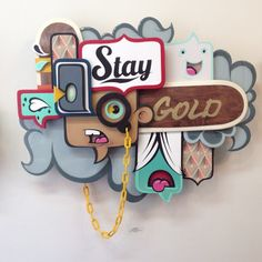 'Stay Gold' from Alex Yanes