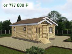 Проекты загородных домов коттеджей и бань – ПСК Экострой Shed, Outdoor Structures, Lean To Shed, Coops, Barns, Sheds, Tool Storage, Barn