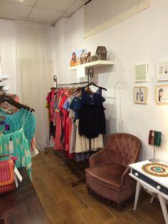 Tienda de ropa vintage en Sevilla