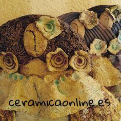 Coleccion de meminas ceramicas