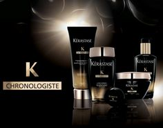 Must Try: Kerastase – chronologiste Absolutely obsessed with Kérastase's new range, ultimate luxury. Amazing scent