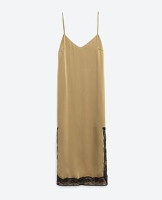 CAMISOLE DRESS-View All-DRESSES-WOMAN | ZARA United States
