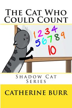 CatherineBurr.com  New children's book, ages early preschool, counting to 10 picture book.