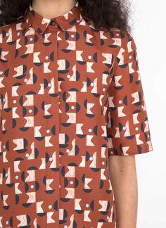 Effi Shirt - Samuji