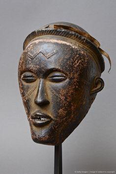 Angola, Congo, Tshokwe mask