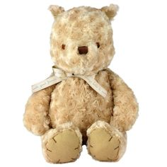Amazon.com: Classic Pooh: Winnie the Pooh 14 inch Plush by Kids Preferred: Toys & Games