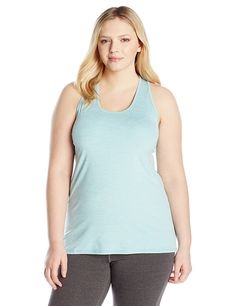 27c5ddc2d82 Champion Women s Plus-Size Absolute Stretch Tank   See this awesome image   Plus  size