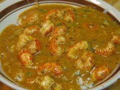 Shrimp Etouffée by Louisiana Kitchen and Culture