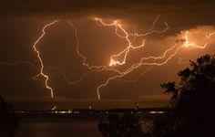 Amazing Lightning Strikes