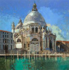Jeremy Barlow: Santa Maria della Salute, Venice