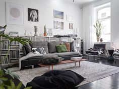 An inviting apartment in Stockholm