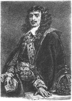 Jan II Kazimierz Waza (ur. 22 marca 1609 w Krakowie, zm. 16 grudnia 1672 w Nevers) – król Polski w latach 1648-1668, tytularny król Szwecji do 1660 z dynastii Wazów. Syn króla Polski i Szwecji Zygmunta III Wazy i Konstancji Habsburżanki, arcyksiężniczki austriackiej. Przyrodni brat Władysława IV Wazy. Kawaler Orderu Złotego Runa. Abdykował w 1668 roku, przerywając ciągłość dynastyczną. Był ostatnim członkiem rodu Wazów blisko spokrewnionym z Jagiellonami