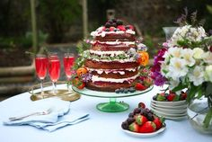 Strawberries & Cream (Poppy Deyes)