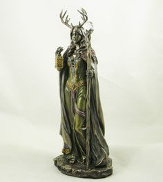 Keeper of the Forest Goddess Statue