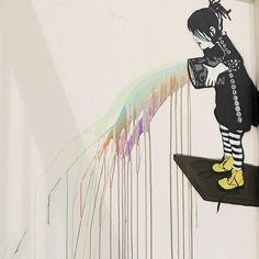 Graffiti | Theme: Public Artworks #graffiti #streetart #art #color #colorful